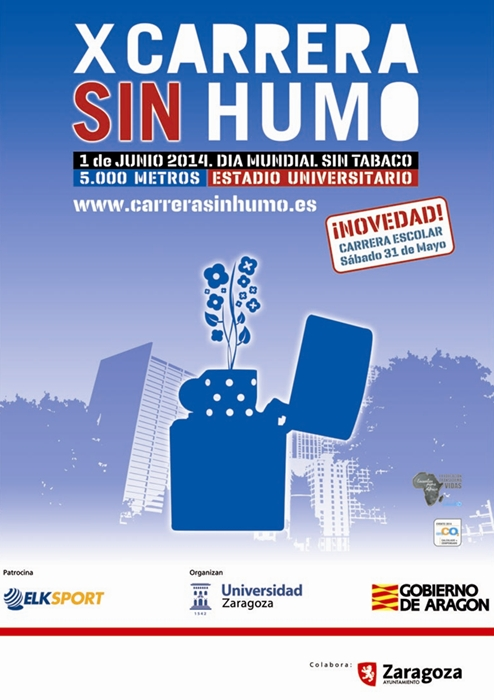 CARRERA SIN HUMO 2014 - Register