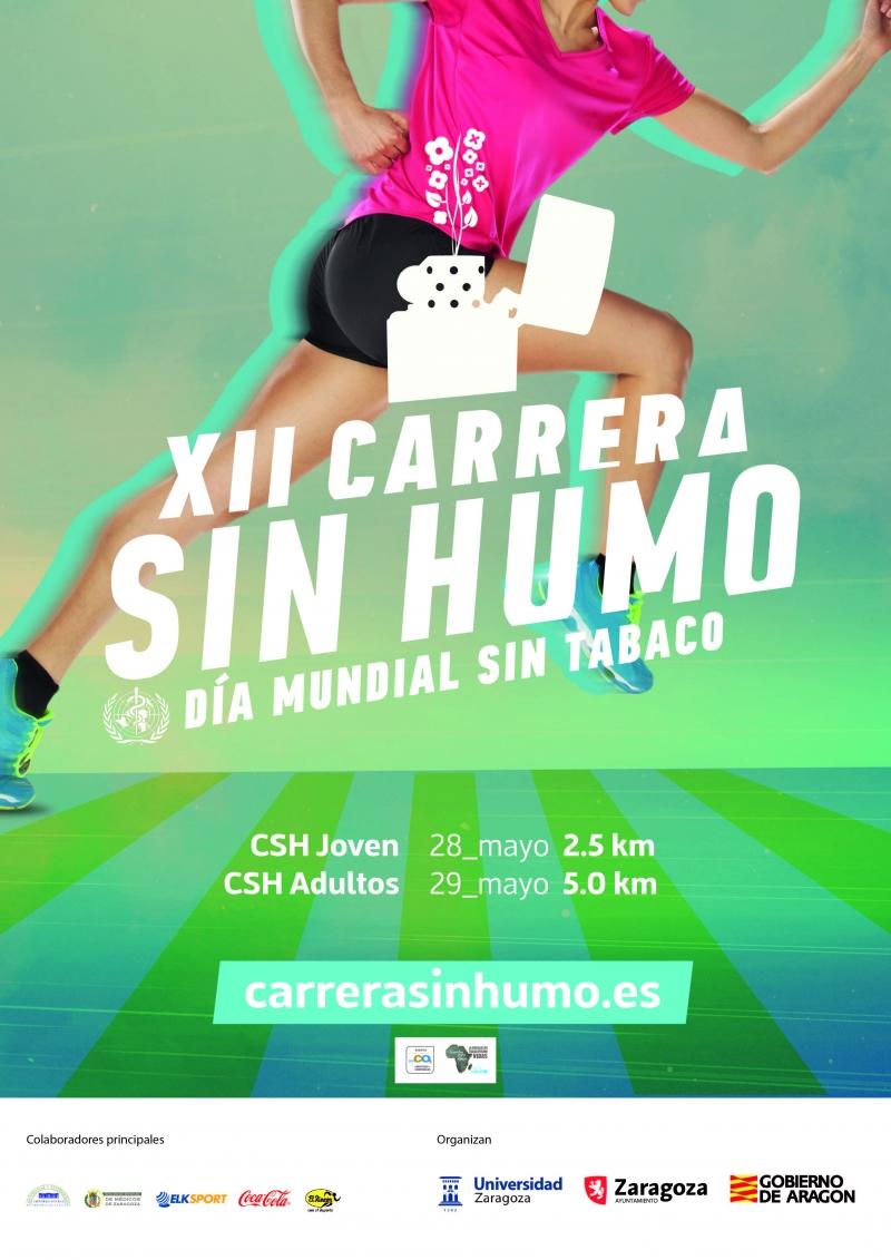 CARRERA SIN HUMO 2016  - Register