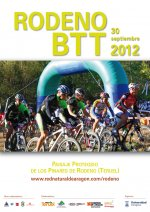 RODENO BTT  - Register