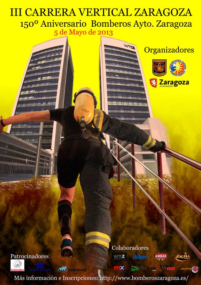 III CARRERA VERTICAL ZARAGOZA - Register