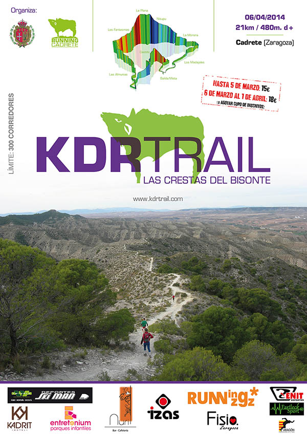 KDRTRAIL - Register
