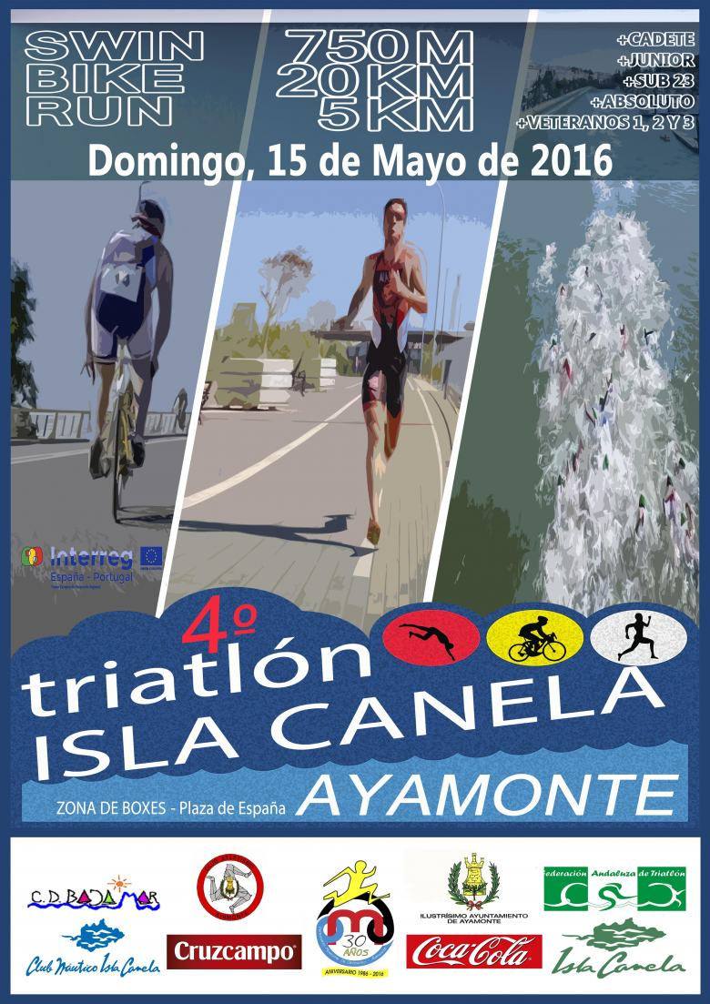 #ImComing - JOSE (IV TRIATLÓN ISLA CANELA )