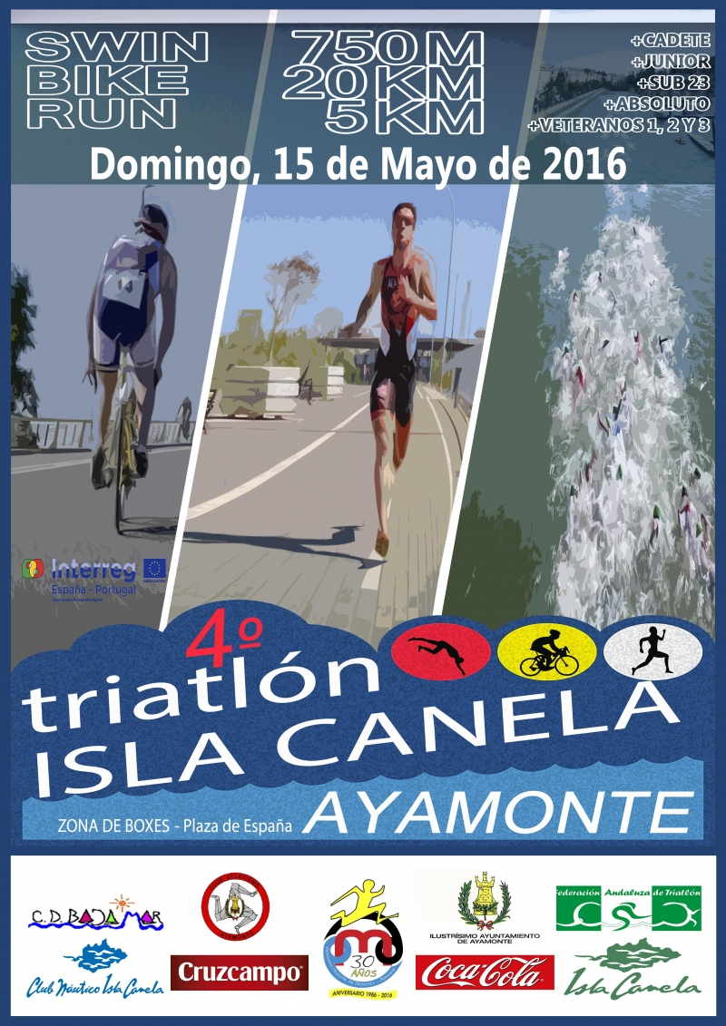 IV TRIATLÓN ISLA CANELA  - Register