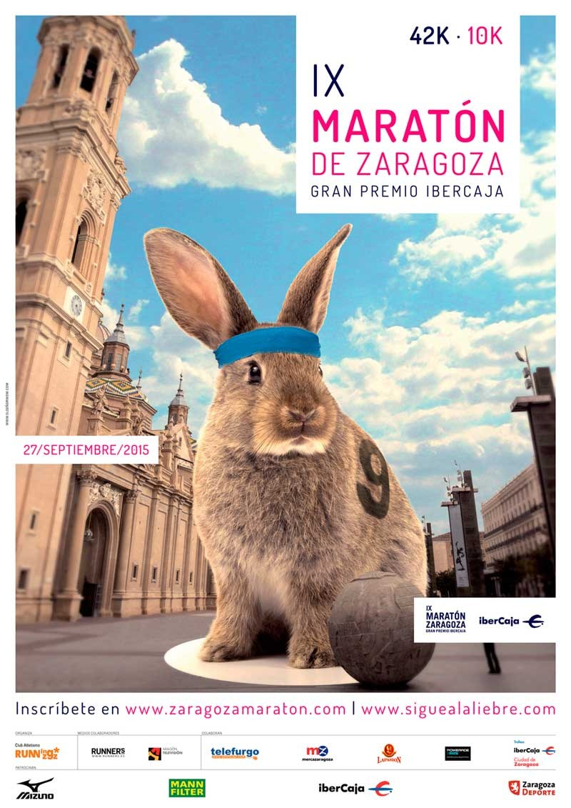 Alojamiento Oficial Marat N Zaragoza 2015