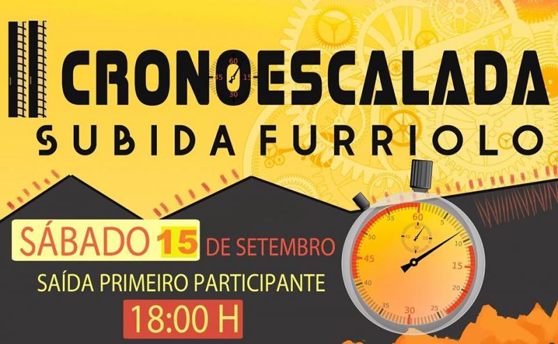II CRONOESCALADA - SUBIDA FURRIOLO - Inscríbete