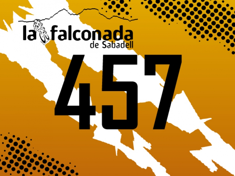 Cartel del evento LA FALCONADA
