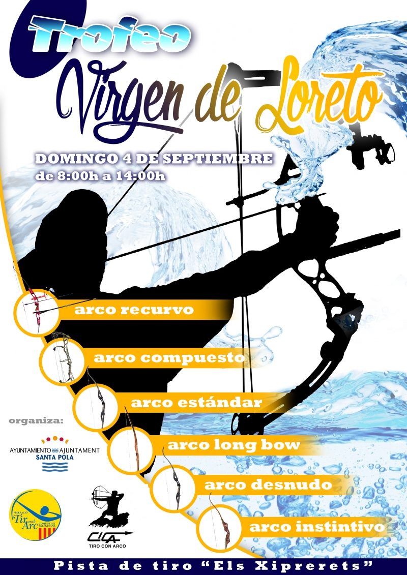 TROFEO VIRGEN DE LORETO 2016 - Register