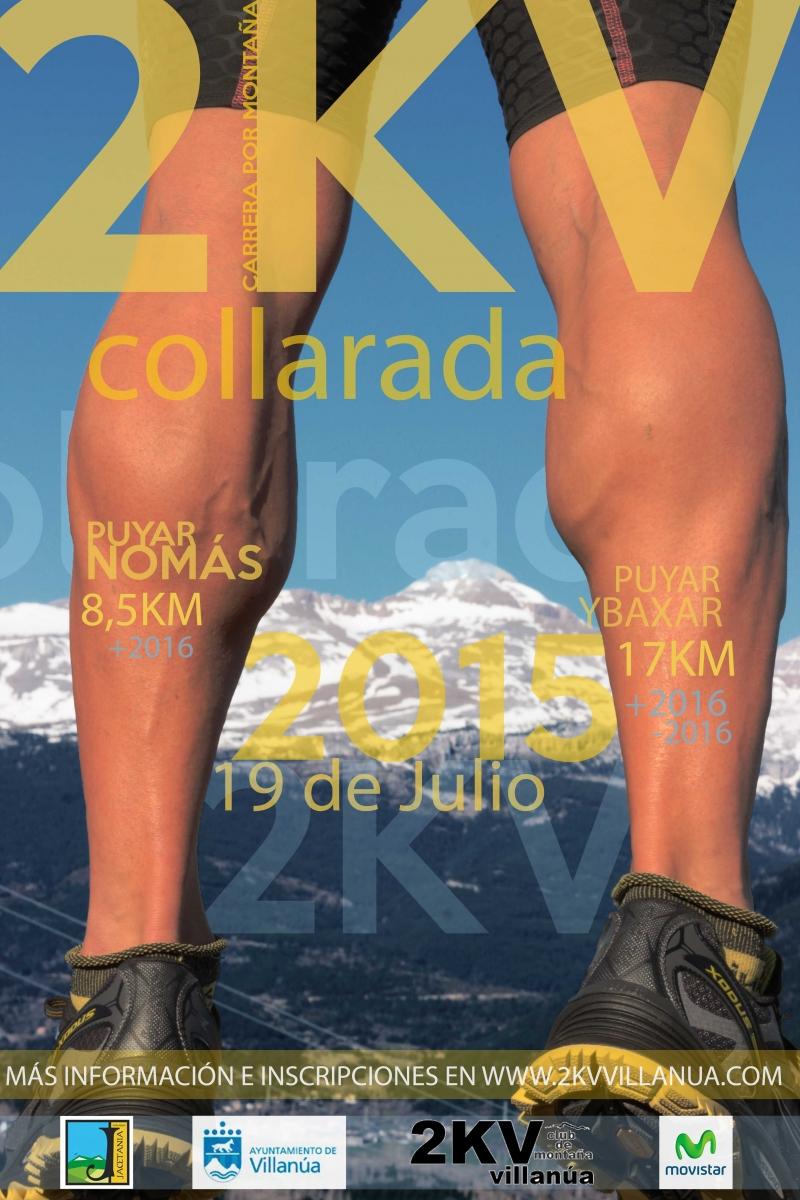 2KV COLLARADA 2015 - Inscríbete