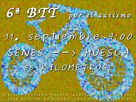 VI BTT POR EL AUTISMO - Register
