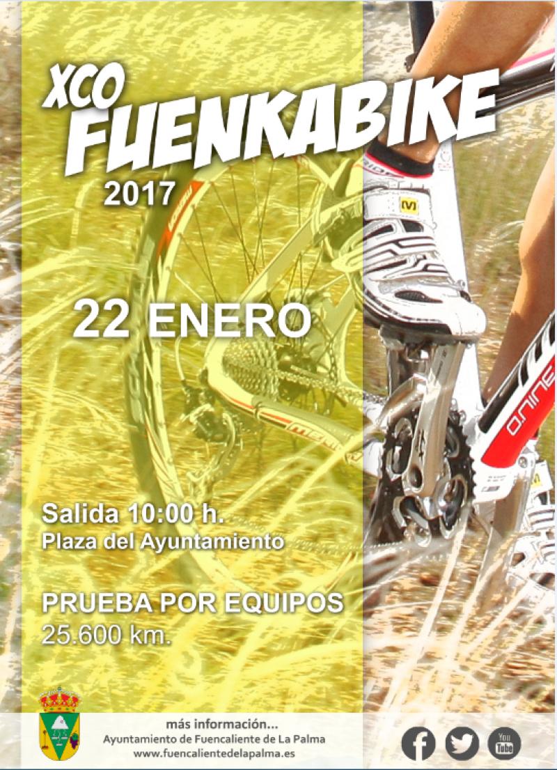 XCO FUENKABIKE  2017 - Inscreva-se