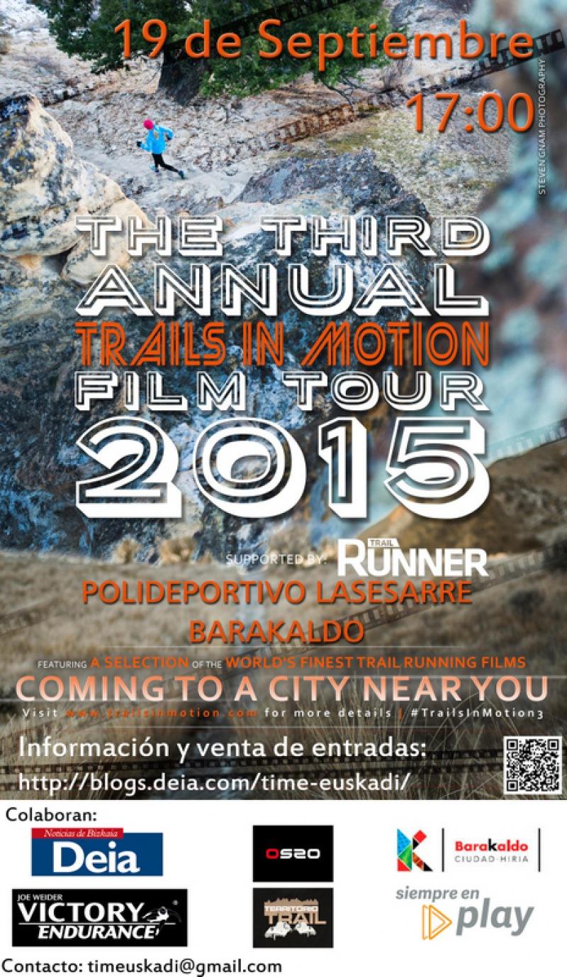 FESTIVAL CINE TRAILS IN MOTION BARAKALDO - Inscríbete