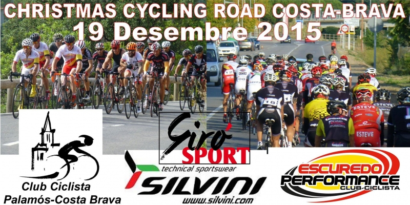 CHRISTMAS CYCLING ROAD COSTA BRAVA-TRAINING  - Inscrivez-vous