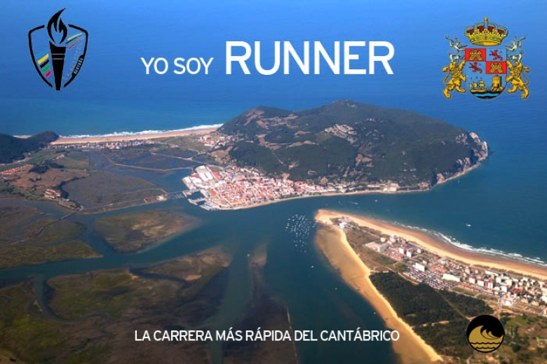 #ImComing - ANGEL (XIX MEDIA MARATÓN DE SANTOÑA + 10K)