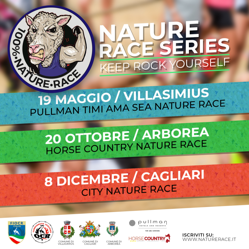 NATURE RACE SERIES 2019 - Iscriviti