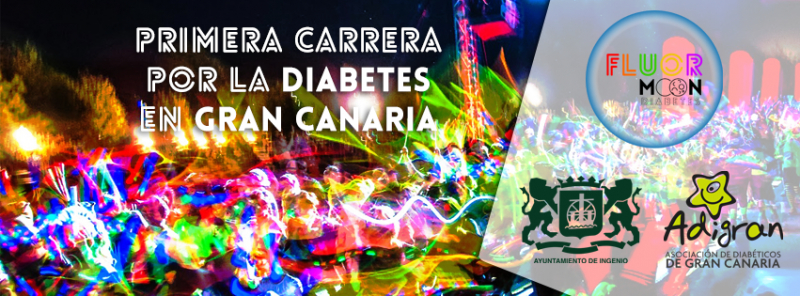 FLUOR MOON DIABETES - Inscríbete