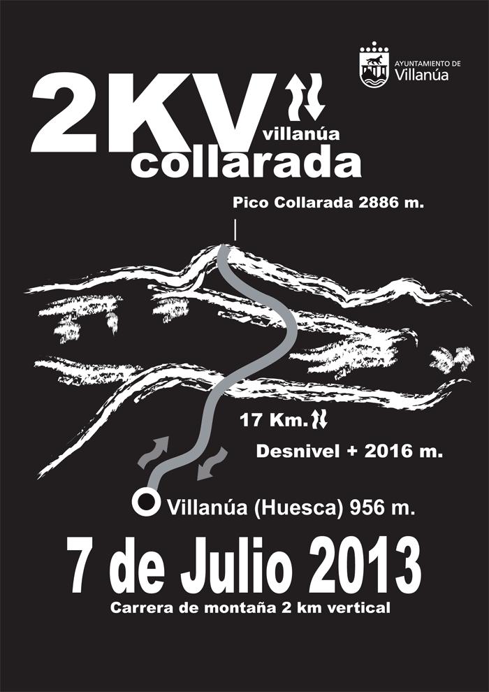 2KV COLLARADA 2013 - Inscríbete