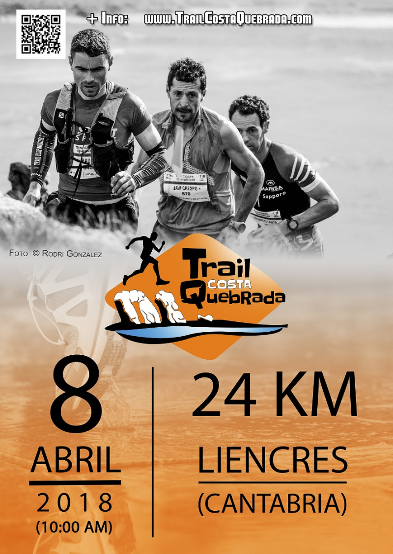 TRAIL COSTA QUEBRADA 2018 - Inscríbete