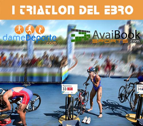 I Triatlón del Ebro - DEMO - Inscríbete